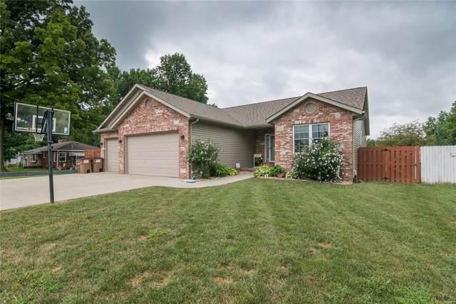 439 Westerholdt Street, East Alton, IL 62024 (#20053343) :: St. Louis Finest Homes Realty Group