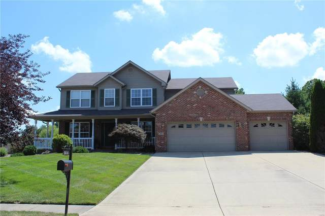 2616 Lauren Lake, Shiloh, IL 62221 (#20053363) :: The Becky O'Neill Power Home Selling Team