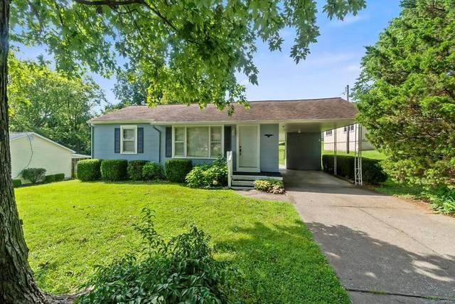 2723 Leroy Drive, Cape Girardeau, MO 63701 (#20053364) :: The Becky O'Neill Power Home Selling Team