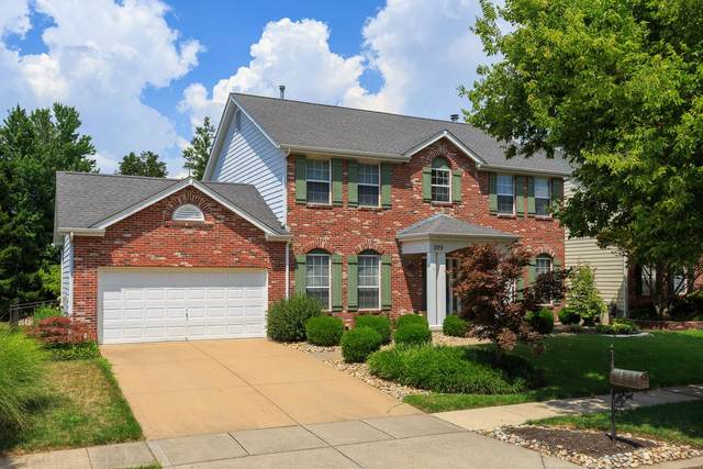 209 Dejournet Drive, Chesterfield, MO 63005 (#20053385) :: The Becky O'Neill Power Home Selling Team