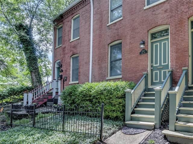 2823 Lemp Avenue, St Louis, MO 63118 (#20053402) :: Tarrant & Harman Real Estate and Auction Co.