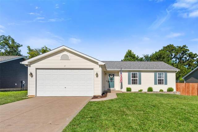 37 Cuivre River Drive, Troy, MO 63379 (#20053435) :: The Becky O'Neill Power Home Selling Team