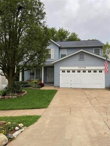 1079 Johanna Drive, Ballwin, MO 63021 (#20053437) :: The Becky O'Neill Power Home Selling Team