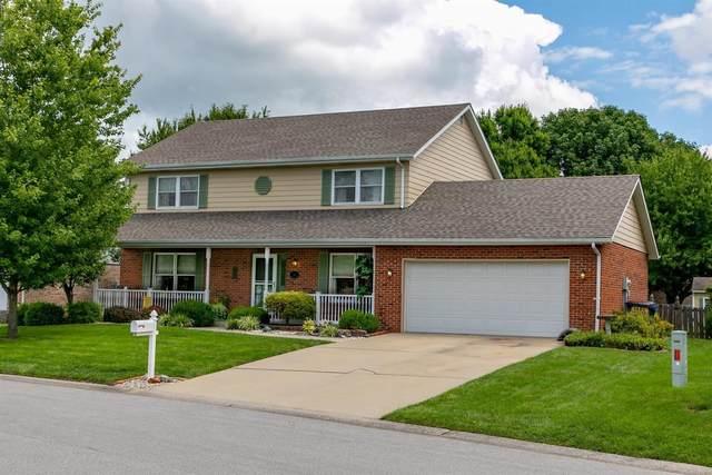 112 Jardin Court, Belleville, IL 62226 (#20053439) :: Clarity Street Realty