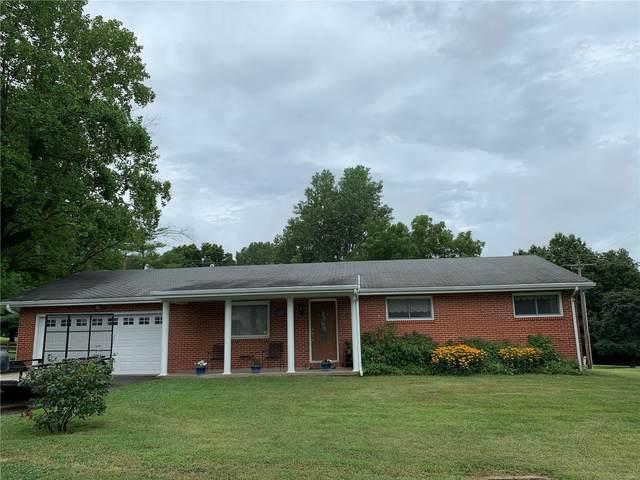 409 Mary's Drive Drive, Louisiana, MO 63353 (#20053445) :: The Becky O'Neill Power Home Selling Team