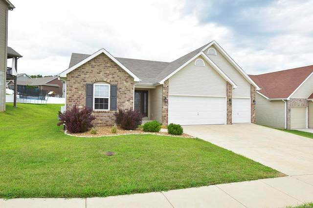 325 Amber Bluff Lane, Imperial, MO 63052 (#20053448) :: Clarity Street Realty