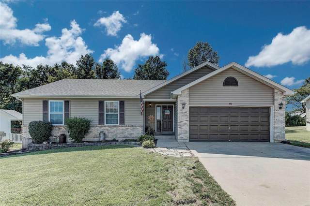532 Meadow Spring Drive, Troy, MO 63379 (#20053452) :: The Becky O'Neill Power Home Selling Team