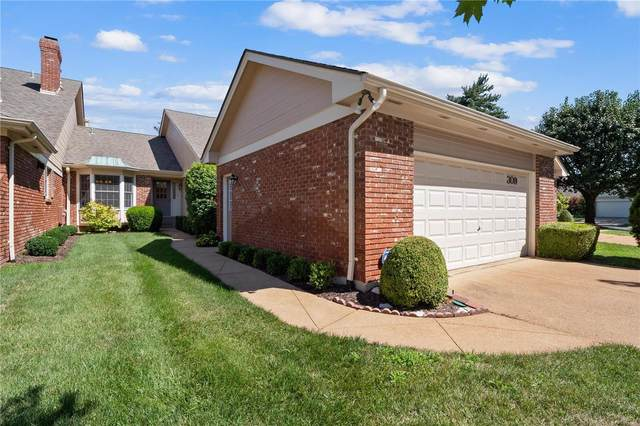 309 Valley Forge Court, Chesterfield, MO 63017 (#20053469) :: The Becky O'Neill Power Home Selling Team