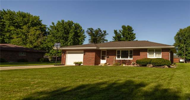 206 Hickory Street, Alhambra, IL 62001 (#20053481) :: Parson Realty Group