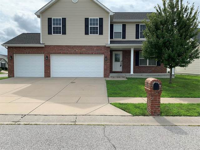 1201 Beechcraft Boulevard, Mascoutah, IL 62258 (#20053486) :: Parson Realty Group