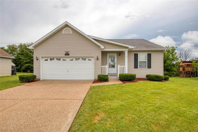 757 Wrausmann, Wentzville, MO 63385 (#20053568) :: The Becky O'Neill Power Home Selling Team