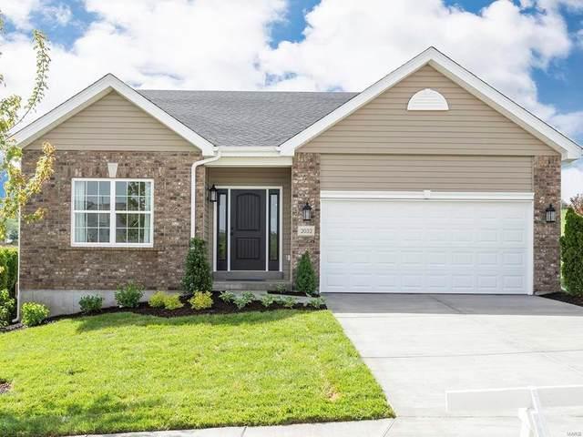 11079 Arbor Gardens Drive, Bridgeton, MO 63044 (#20053615) :: The Becky O'Neill Power Home Selling Team