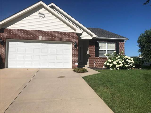 3303 Colby Court, Swansea, IL 62226 (#20053629) :: Clarity Street Realty