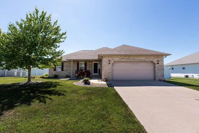 60 Golden Rock Lane, Highland, IL 62249 (#20053637) :: The Becky O'Neill Power Home Selling Team