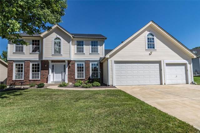 1305 Summerpoint Lane, Fenton, MO 63026 (#20053644) :: The Becky O'Neill Power Home Selling Team
