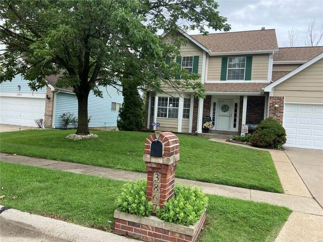 3867 Kentucky Derby Drive, Florissant, MO 63034 (#20053664) :: Parson Realty Group