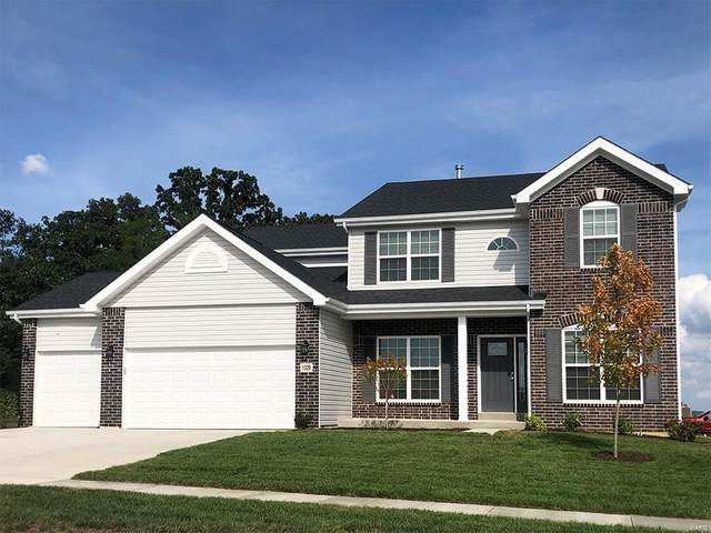 16920 Deer Antler Court, Chesterfield, MO 63005 (#20053672) :: The Becky O'Neill Power Home Selling Team