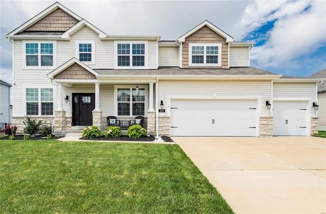 264 Oakhurst Circle, O'Fallon, MO 63368 (#20053678) :: The Becky O'Neill Power Home Selling Team