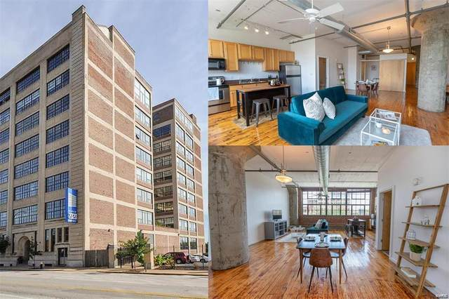 2020 Washington Avenue #303, St Louis, MO 63103 (#20053685) :: The Becky O'Neill Power Home Selling Team