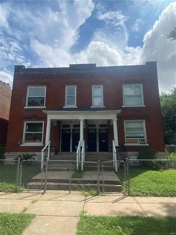 4592 Evans Avenue, St Louis, MO 63113 (#20053691) :: Parson Realty Group