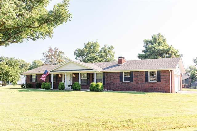 118 N Center Street, HOYLETON, IL 62803 (#20053694) :: The Becky O'Neill Power Home Selling Team