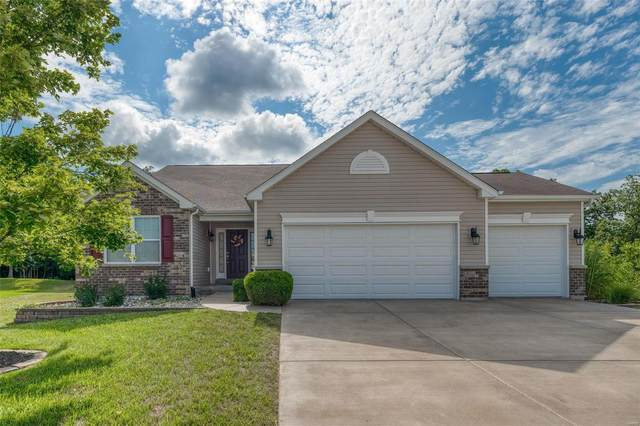 351 Cimarron Valley, Wentzville, MO 63385 (#20053701) :: The Becky O'Neill Power Home Selling Team