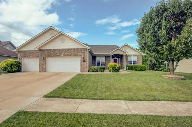 656 Longfellow Drive, O'Fallon, IL 62269 (#20053707) :: Tarrant & Harman Real Estate and Auction Co.