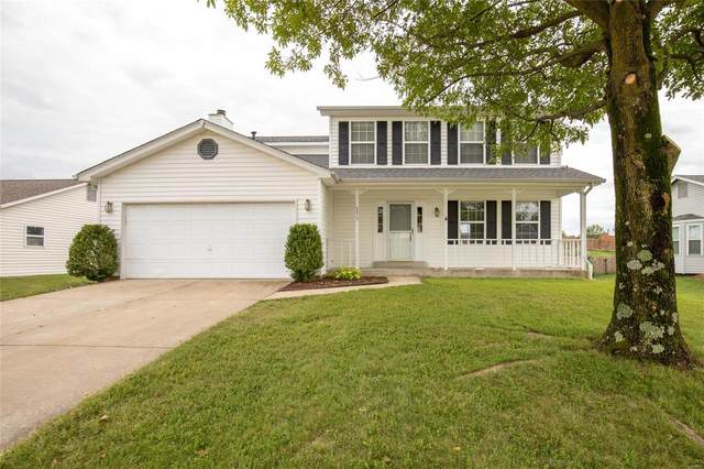 4015 Cambridge Crossing Drive, Saint Charles, MO 63304 (#20053717) :: The Becky O'Neill Power Home Selling Team