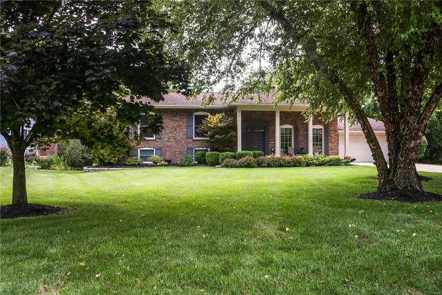 610 Sarawood Lane, Creve Coeur, MO 63141 (#20053737) :: The Becky O'Neill Power Home Selling Team