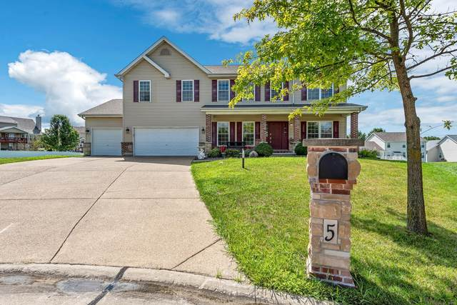 5 Auburn Circle, Saint Peters, MO 63376 (#20053738) :: RE/MAX Vision