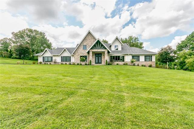 19 Chapel Hill Estates, St Louis, MO 63131 (#20053761) :: The Becky O'Neill Power Home Selling Team