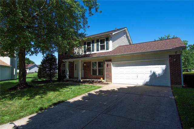 3851 Kentucky Derby Drive, Florissant, MO 63034 (#20053778) :: St. Louis Finest Homes Realty Group