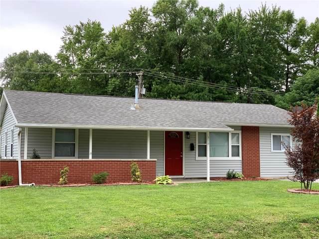 319 Joy Drive, O'Fallon, IL 62269 (#20053798) :: Tarrant & Harman Real Estate and Auction Co.