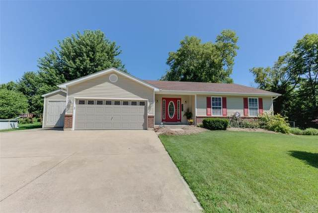 357 Fourbush Court, Winfield, MO 63389 (#20053806) :: The Becky O'Neill Power Home Selling Team