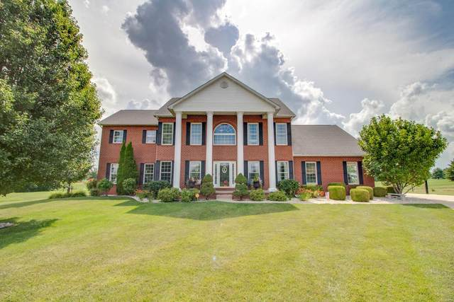 23193 Eagle Court, Jerseyville, IL 62052 (#20053810) :: Tarrant & Harman Real Estate and Auction Co.