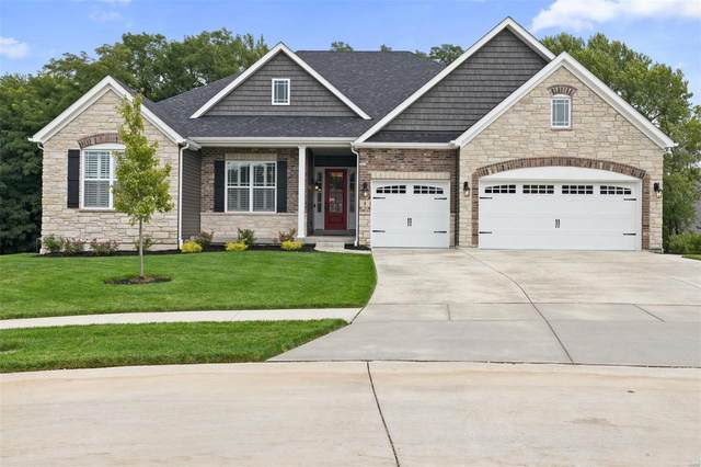 8 Lone Cedar Court, Saint Charles, MO 63301 (#20053813) :: Parson Realty Group
