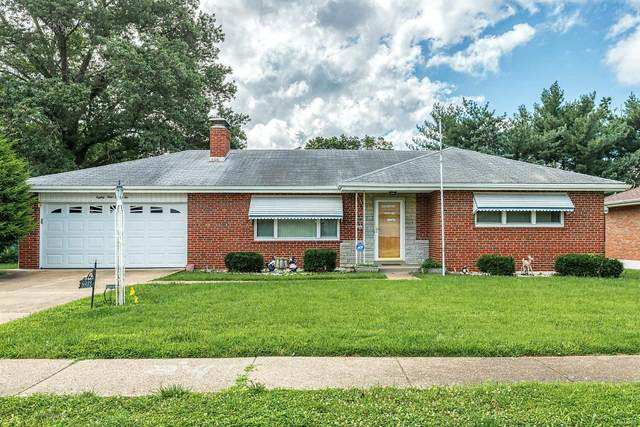 8932 Berkay Avenue, St Louis, MO 63136 (#20053829) :: The Becky O'Neill Power Home Selling Team