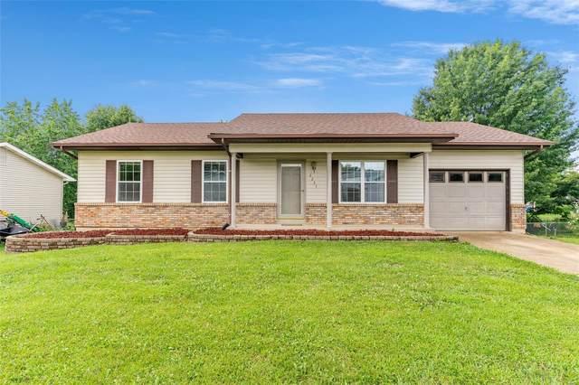 2235 Columbus Cir, Warrenton, MO 63383 (#20053833) :: The Becky O'Neill Power Home Selling Team