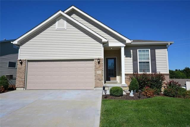 813 Elaine Drive, O'Fallon, MO 63366 (#20053839) :: The Becky O'Neill Power Home Selling Team