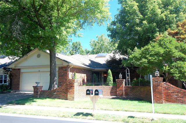 14073 Baywood Villages Drive, Chesterfield, MO 63017 (#20053847) :: St. Louis Finest Homes Realty Group