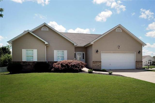 2 Briarcastle Court, O'Fallon, MO 63366 (#20053867) :: Matt Smith Real Estate Group