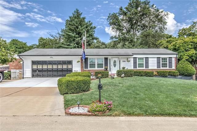 4057 Domenico Court, Bridgeton, MO 63044 (#20053882) :: The Becky O'Neill Power Home Selling Team