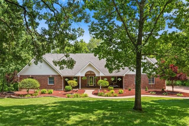 3 Creek Bottom Court, Wentzville, MO 63385 (#20053885) :: The Becky O'Neill Power Home Selling Team