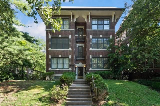 5375 Pershing Avenue 1E, St Louis, MO 63112 (#20053893) :: Tarrant & Harman Real Estate and Auction Co.