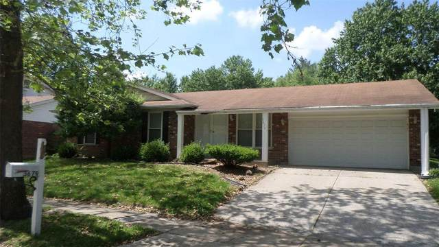 3679 Hirondelle Lane, St Louis, MO 63034 (#20053901) :: Clarity Street Realty