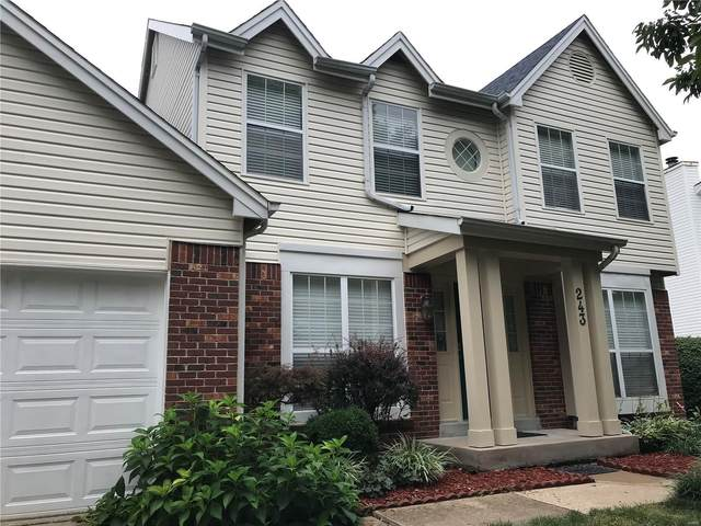 243 Cheval Square Drive, Chesterfield, MO 63005 (#20053905) :: St. Louis Finest Homes Realty Group