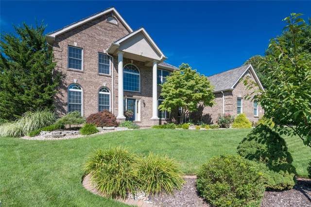 7 Whitechapel Court, Glen Carbon, IL 62034 (#20053947) :: The Becky O'Neill Power Home Selling Team