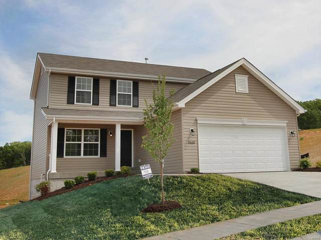 1679 Woods Mill Drive, Wentzville, MO 63385 (#20053957) :: Parson Realty Group