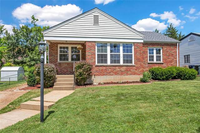 9519 Crain, St Louis, MO 63126 (#20053959) :: The Becky O'Neill Power Home Selling Team