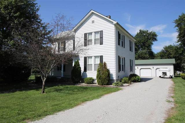 410 S Franklin, BUNKER HILL, IL 62014 (#20053980) :: Clarity Street Realty